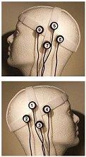 The God Helmet is part of the Shiva Brain Stimulation System.