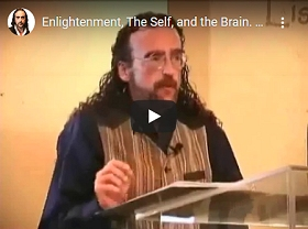 Screenshot from Todd Murphy's youtube video on enlightenment.