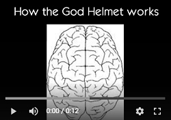How the God Helmet works.